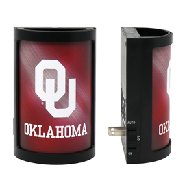 Oklahoma Sooners LED Night Light