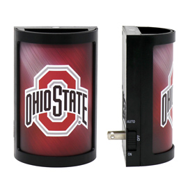 Ohio State Buckeyes LED Night Light