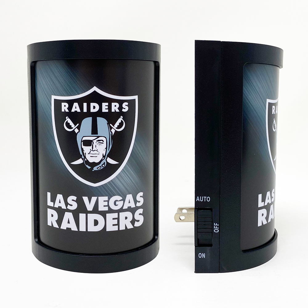 Las Vegas Raiders LED Night Light