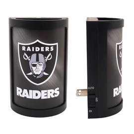 Oakland Raiders LED Night Light