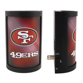 San Francisco 49ers LED Night Light