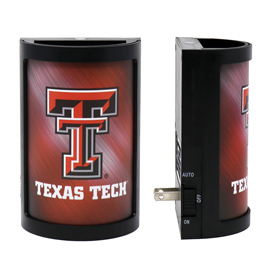 Texas Tech Red Raiders LED Night Light