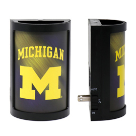 Michigan Wolverines LED Night Light