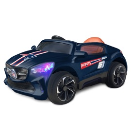New England Patriots Ride On Car - Blue
