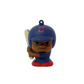 Cleveland Indians SqueezyMates Player Figure - Francisco Lindor