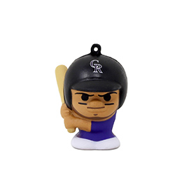 Colorado Rockies SqueezyMates Player Figure - Nolan Arenado