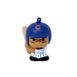 Chicago Cubs SqueezyMates Player Figure - Javier Baez