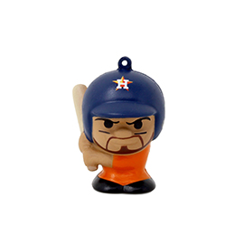 Houston Astros SqueezyMates Player Figure - Jose Altuve