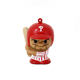 Philadelphia Phillies SqueezyMates Player Figure - Bryce Harper