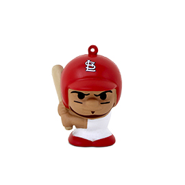 St. Louis Cardinals SqueezyMates Player Figure - Yadier Molina