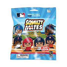 SqueezyMates Blind Pack - MLB Player Figure