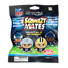 SqueezyMates Blind Pack - NFL Quarterback Player