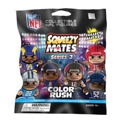 SqueezyMates Blind Pack - NFL SERIES 3