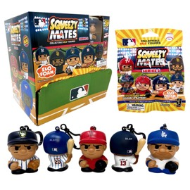 SqueezyMates MLB Series 2 Gravity Feed