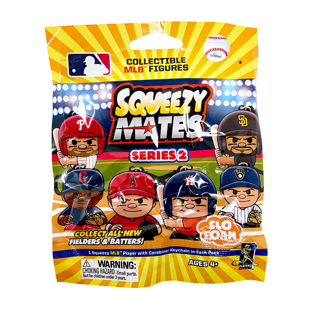 MLB SqueezyMates Series 2 Blind Pack