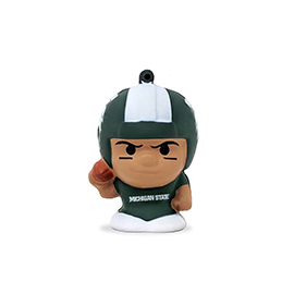 Michigan State Spartans SqueezyMates Figure