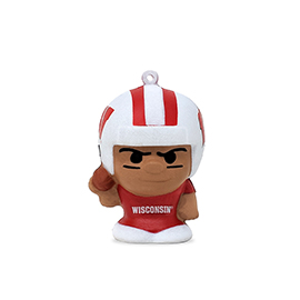 Wisconsin Badgers SqueezyMates Figure