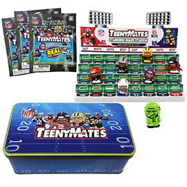 TeenyMates NFL Series 6 Collector Tin
