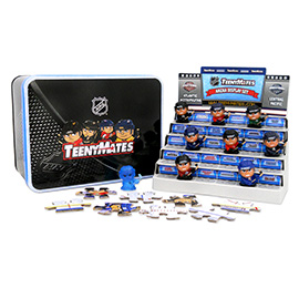 TeenyMates NHL Series 3 Collector Tin