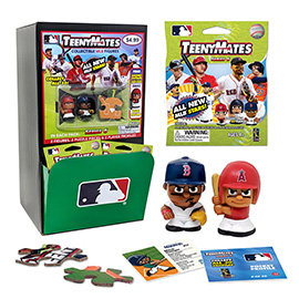 TeenyMates MLB Players Series 6 Gravity Feed