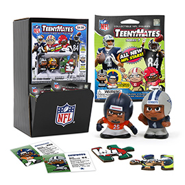 TeenyMates NFL Series 7 Gravity Feed