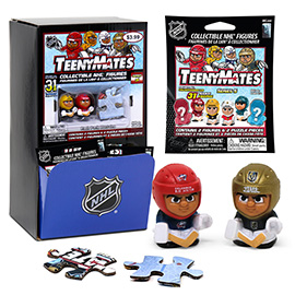 TeenyMates NHL Series 5 Gravity Feed