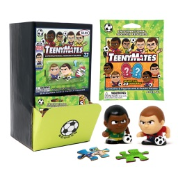TeenyMates International Soccer Gravity Display