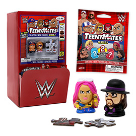 TeenyMates WWE Series 2 Gravity Feed