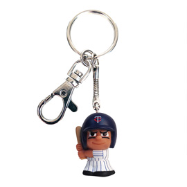 Minnesota Twins TeenyMate Tagalong Keychain