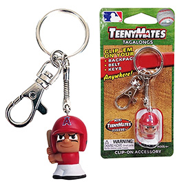Los Angeles Angels TeenyMate Tagalong Keychain