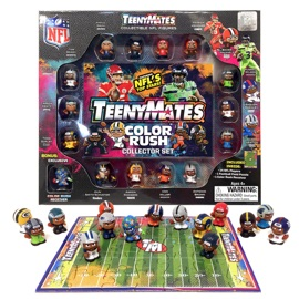 TeenyMates 15 Figure NFL Color Rush Set