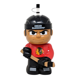 Chicago Blackhawks Big Sip Water Bottle