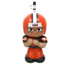 Cleveland Browns Big Sip Water Bottle