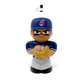 Cleveland Indians Big Sip Water Bottle
