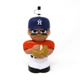 Houston Astros Big Sip Water Bottle