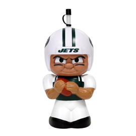 New York Jets Big Sip Water Bottle
