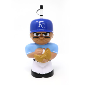 Kansas City Royals Big Sip Water Bottle