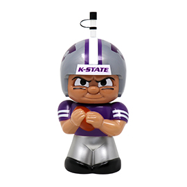 Kansas State Wildcats Big Sip Water Bottle