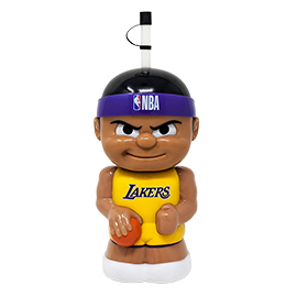 Los Angeles Lakers Big Sip Water Bottle