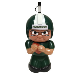 Michigan State Spartans Big Sip Water Bottle