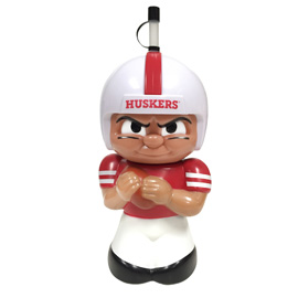 Nebraska Cornhuskers Big Sip Water Bottle