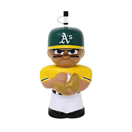 Oakland Athletics Big Sip 3D Water Bottle