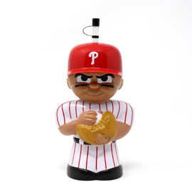Philadelphia Phillies Big Sip Water Bottle