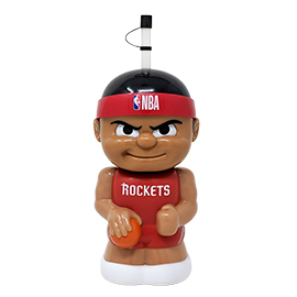 Houston Rockets Big Sip Water Bottle