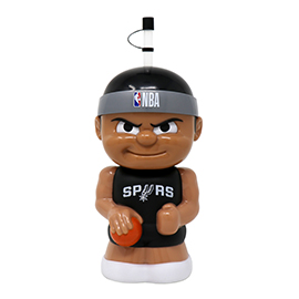 San Antonio Spurs Big Sip Water Bottle