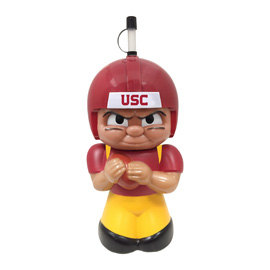USC Trojans Big Sip 3D Water Bottle