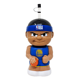 Golden State Warriors Big Sip Water Bottle