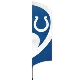 Indianapolis Colts Tall Team Kit with Pole
