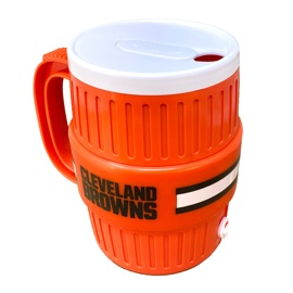 Cleveland Browns Water Cooler Mug