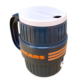 Chicago Bears Water Cooler Mug
